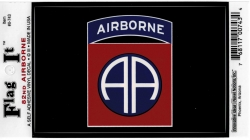 View Buying Options For The 82nd Airborne Division Logo Car Decal Sticker [Pre-Pack]