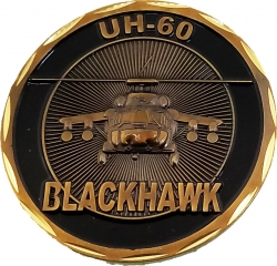 View Buying Options For The United States Army UH-60 Blackhawk Helicopter Challenge Coin
