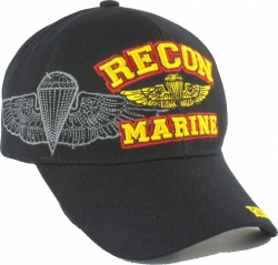 View Buying Options For The Recon Marine Wings Badge Shadow Mens Cap