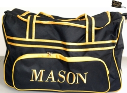 View Buying Options For The Mason 5-Letter Carry-On Luggage Trolley Bag