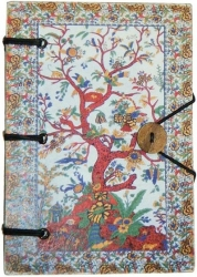 View Buying Options For The Tree of Life Tree Free Organic and Recycled Paper Handmade Journal