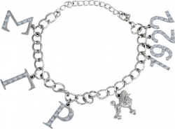 View Buying Options For The Sigma Gamma Rho Austrian Crystal Charm Bracelet