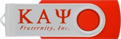 View Buying Options For The Kappa Alpha Psi Fraternity Inc. 4GB USB 2.0 Flash Jump Drive