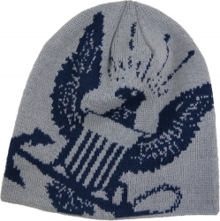 View Buying Options For The US Navy Eagle Logo Mens Knit Beanie Watch Cap