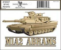 View Buying Options For The M1 A2 Abrams Outside Car Decal Sticker [Pre-Pack]