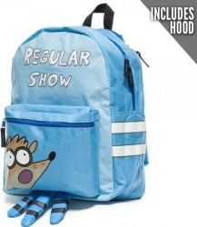 View Buying Options For The Regular Show Mordecai Hooded Backpack