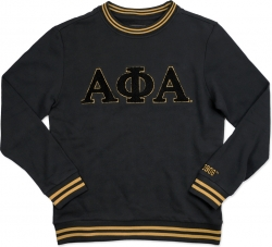 View Buying Options For The Big Boy Alpha Phi Alpha Divine 9 Crewneck Mens Sweatshirt