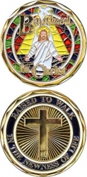 View Buying Options For The Baptized In Christ Spirit Challenge Coin