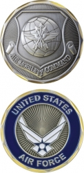 View Buying Options For The US Air Force Air Mobility Command Standard Challenge Coin