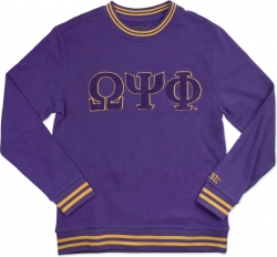 View Buying Options For The Big Boy Omega Psi Phi Divine 9 Crewneck Mens Sweatshirt