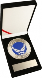 View Buying Options For The United States Air Force Medallion In Gift Box