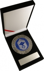View Buying Options For The US Air Force Chief Master Sergeant E-9 Medallion In Gift Box