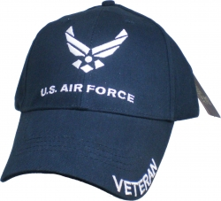 View Buying Options For The U.S. Air Force Veteran Hap Logo Mens Cap