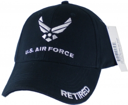 View Buying Options For The U.S. Air Force Retired Mens Cap
