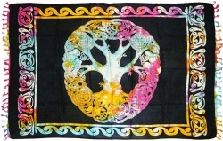 View Buying Options For The Mandala Tree of Life Sarong Wrap