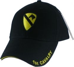 View Buying Options For The 1st Cavalry Division First Team Mens Cap