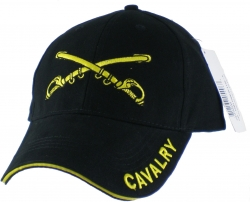 View Buying Options For The US Army Cavalry Emblem Brushed Cotton Mens Cap