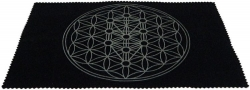 View Buying Options For The Kabbalah Tree of Life Sacred Geometry Mat