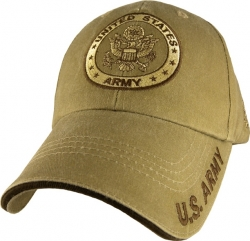View Buying Options For The U.S. Army Tonal Color Emblem Mens Cap