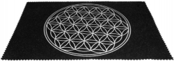 View Buying Options For The Flower of Life Sacred Geometry Mat