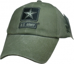 View Buying Options For The U.S. Army Star Logo Washed Mens Cap