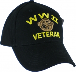 View Buying Options For The World War II Veteran WWII Mens Cap