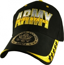 View Buying Options For The United States Army 5 Star Mens Cap