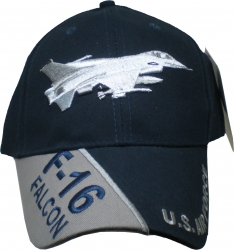 View Buying Options For The U.S. Air Force F-16 Falcon Mens Cap