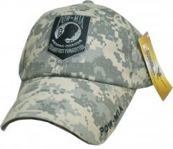 View Buying Options For The POW MIA ACU Washed Mens Cap