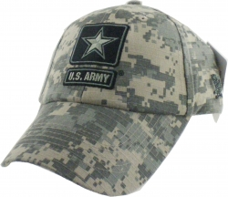 View Buying Options For The US Army with Strong Star Logo ACU Washed Mens Cap