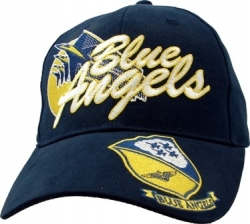 View Buying Options For The Blue Angels Emblem Mens Cap