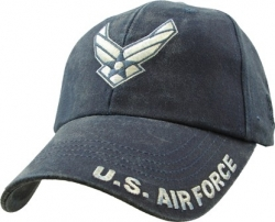 View Buying Options For The US Air Force Hap Arnold Wings Washed Mens Cap