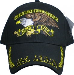 View Buying Options For The U.S. Army We Hold The Cards with Eagle Mens Cap