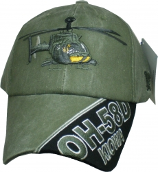 View Buying Options For The OH-58D Kiowa Tonal Washed Mens Cap