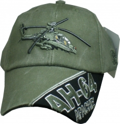 View Buying Options For The AH-64 Apache Emblem Mens Cap