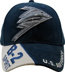 View Buying Options For The U.S. Air Force B-2 Spirit Mens Cap