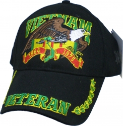 View Buying Options For The Vietnam Veteran with Eagle Mens Cap