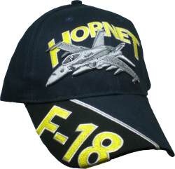 View Buying Options For The F-18 Hornet Emblem Mens Cap