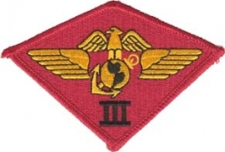 View Buying Options For The 3rd Marine Aircraft Wing Iron-On Patch