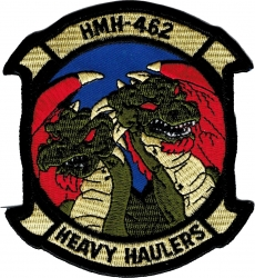 View Buying Options For The HMH-462 Heavy Hauler 2-Piece (H&L) Velcro Attachment Patch
