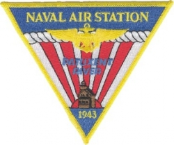 View Buying Options For The Naval Air Station Patuxent River Iron-On Patch