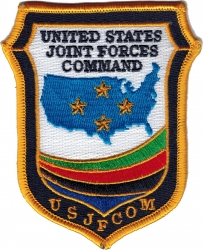 View Buying Options For The United States Joint Forces Command Iron-On Patch