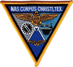 View Buying Options For The N.A.S. Corpus Christi Texas Iron-On Patch