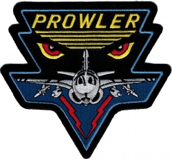 View Buying Options For The Prowler Iron-On Patch