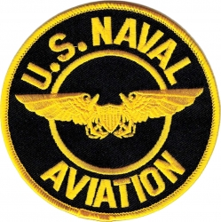 View Buying Options For The U.S. Naval Aviation (NFO) Iron-On Patch