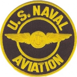 View Buying Options For The U.S. Naval Aviation Aircrew Iron-On Patch