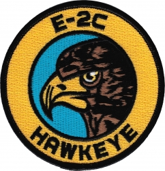 View Buying Options For The E-2C Hawkeye Iron-On Patch