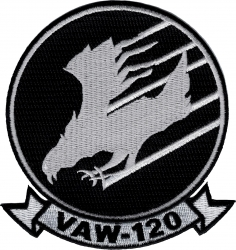 View Buying Options For The VAW-120 Iron-On Patch