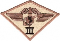 View Buying Options For The 3rd Marine Aircraft Wing Desert Camo Iron-On Patch