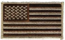View Buying Options For The American Flag Digital Camouflage Iron-On Patch